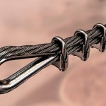 İzolesiz Çelik Tel